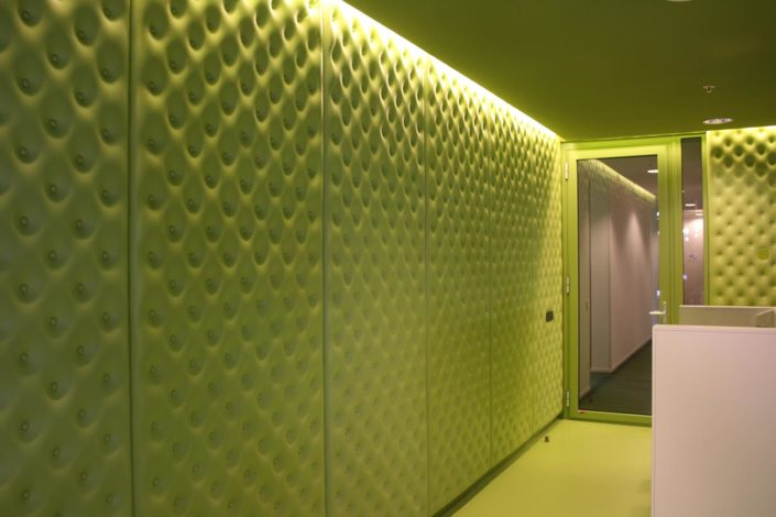 Interieurbouw RDM Rotterdam